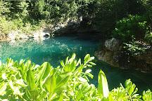 Cenotes Zapote Ecoparque, Puerto Morelos, Mexico