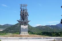 Partizanski Spomenik, Lumbarda, Croatia