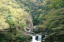 Sandan-kyo, Akiota-cho, Japan