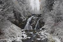 Fairy Creek Falls, Fernie, Canada