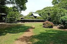 Kurume Castle Ruin, Kurume, Japan