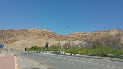Kibbutz Kalya Junction/Qumran
