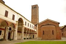 Basilica di Sant'Ambrogio, Milan, Italy