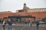 Мавзолей В. И. Ленина на фото Москвы