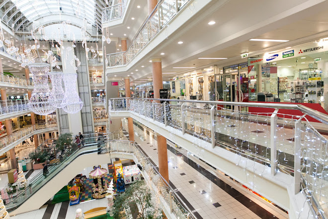 Visit Atlante Shopping Center on your trip to Dogana or San ...