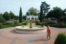 Hamann Rose Garden, Lincoln, United States