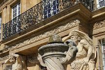 Pavillon de Vendome, Aix-en-Provence, France