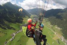 Tandem Paragliding Tirol, Neustift im Stubaital, Austria