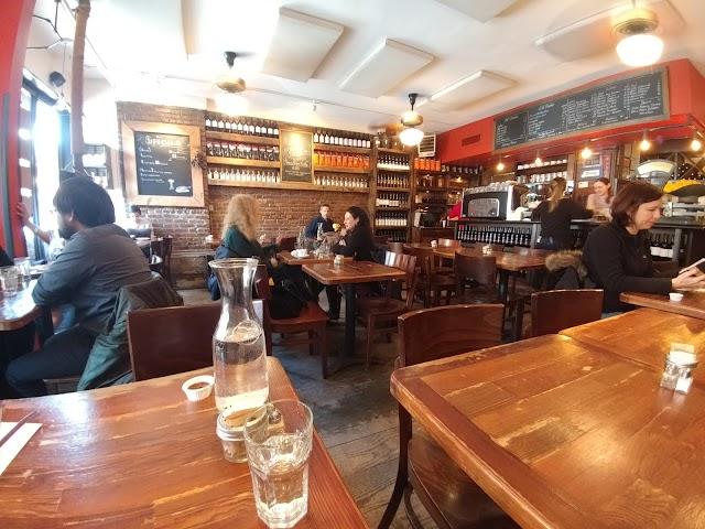 Twelve Chairs Cafe