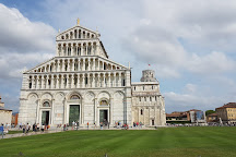 Fontana dei Putti, Pisa, Italy