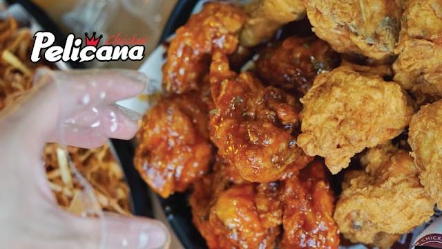 Pelicana Chicken Koreatown
