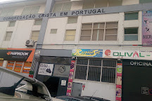 Vertical Wall, Lisbon, Portugal