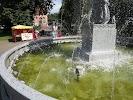 Первый городской фонтан на фото Нижнего Новгорода