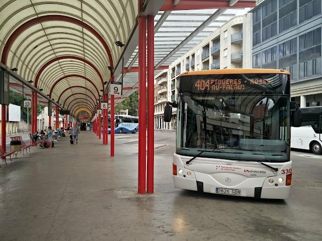 Estació d'Autobusos de Figueres