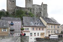 Mittelalterliche Brucke, Runkel, Germany