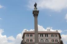 Colonna della pace, Rome, Italy