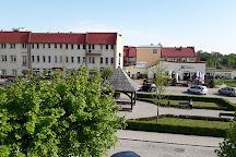 Opatow Market Square (Opatow Rynek), Opatow, Poland
