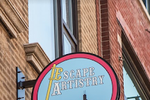 Escape Artistry - Time Gallery, Chicago, United States
