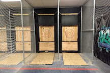 BATL-The Backyard Axe Throwing League, Chicago, United States