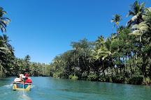 Maron River, Pacitan, Indonesia