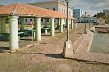 Doca do Mercado, Rio Grande, Brazil