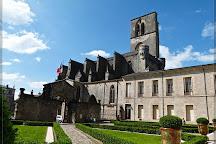 St Fulcran Cathedral, Lodeve, France