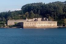 Castle of San Felipe, Ferrol, Spain