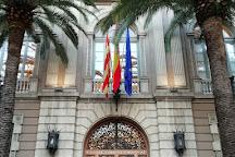 Palauet Casades, Barcelona, Spain