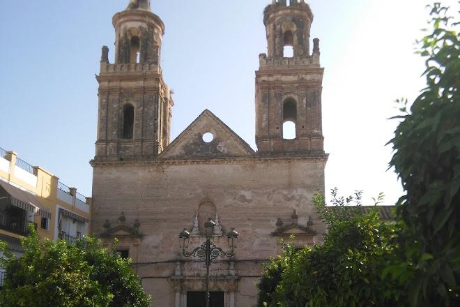 Iglesia de los Descalzos, Ecija, Spain