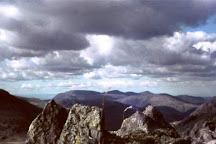 Bowfell Mountain, Great Langdale, United Kingdom