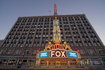 Fox Theatre, Detroit, United States