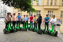 Cool Segway Tour, Prague, Czech Republic
