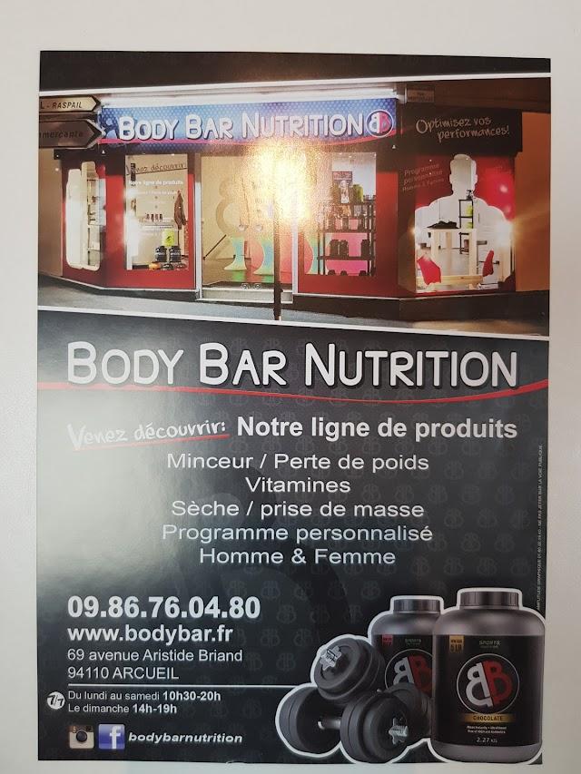 Body Bar Nutrition