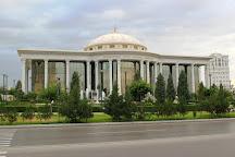 Turkmen Museum of Fine Arts, Ashgabat, Turkmenistan