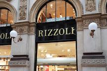 Rizzoli Galleria, Milan, Italy