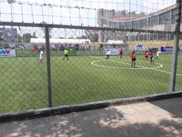 Liga de Futbol 7 Alberca Olimpica