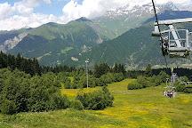 Khatsvali Ski Resort, Mestia, Georgia