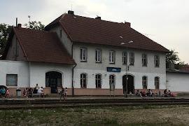 Железнодорожная станция  Leba