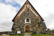 St Olaf's Church in Tyrvaa, Sastamala, Finland