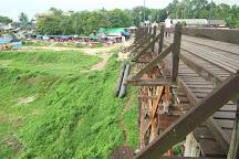 Mon Bridge, Sangkhla Buri, Thailand