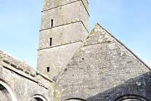 Moyne Abbey, Killala, Ireland