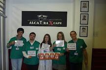 AlcatraXcape, Madrid, Spain