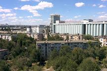 Marines Monument, Volgograd Grain Elevator, Volgograd, Russia
