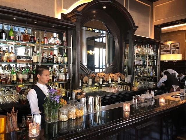 Sarkies Bar at The Strand Yangon