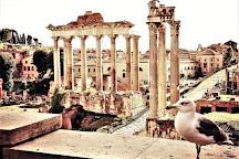 Chiesa dei Santi Cosma e Damiano, Rome, Italy