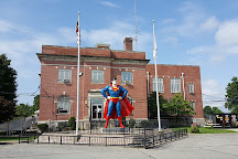 Superman Statue, Metropolis, United States