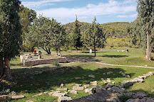 Temple of Artemis, Vravrona, Greece