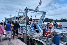 Saladan Pier, Ko Lanta, Thailand
