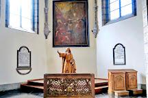Église Saint Quentin, Tournai, Belgium