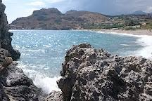 Damnoni Beach, Plakias, Greece